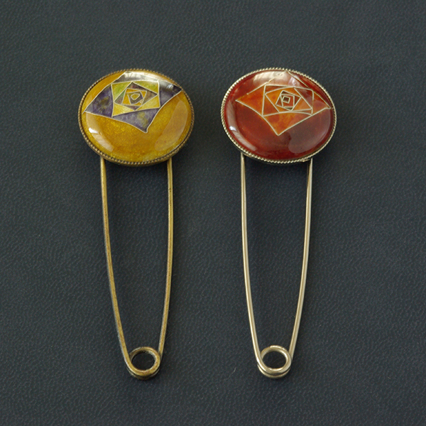 Stole pins #2
